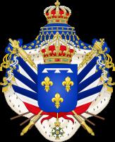 Armoiries de Louis-Philippe Ier, Roi des Français